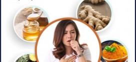 5 φυσικές αντιβηχικές τροφές