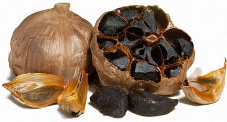 Μαύρο σκόρδο