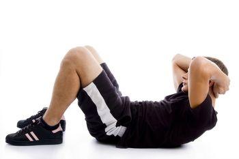 Γυμναστική στο σπίτι