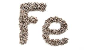 Σίδηρος και τρόφιμα
