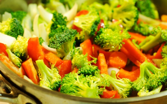 χορτοφαγικό γεύμα