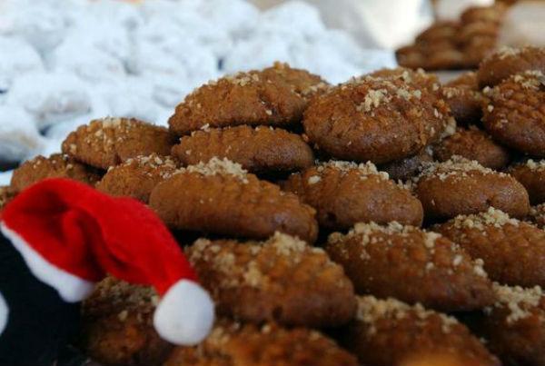 Χριστουγεννιάτικα γλυκά και θερμίδες
