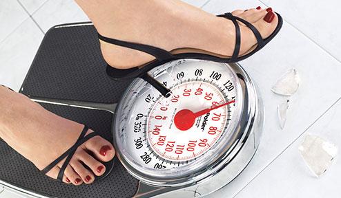 βάρος που δεν κατεβαίνει