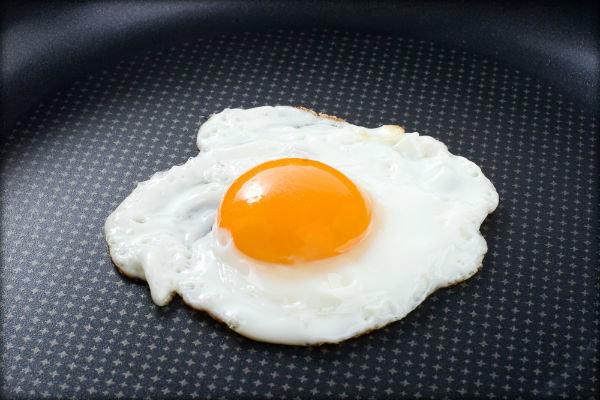 Αυγά χοληστερίνη