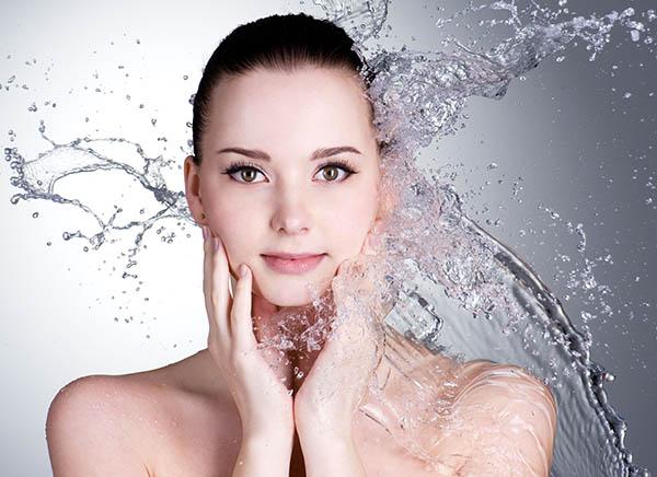 Νερό και δέρμα