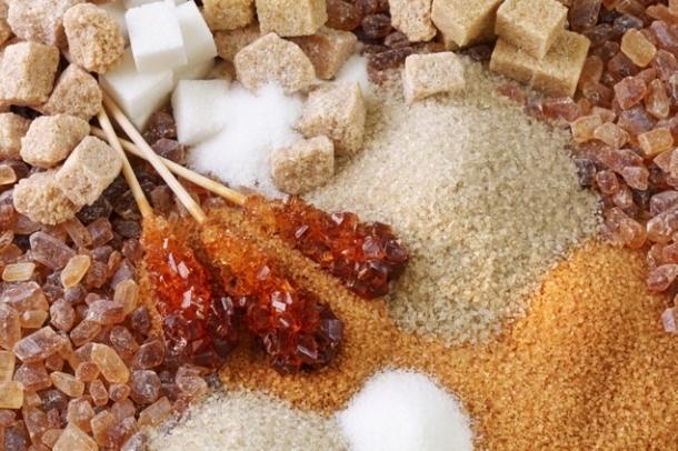 είδη της ζάχαρης