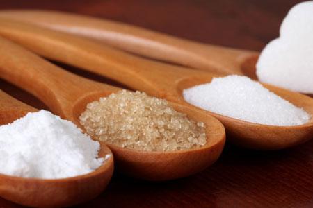 Τα είδη της ζάχαρης