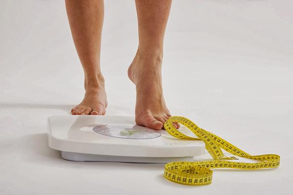 ρυθμός απώλειας βάρους