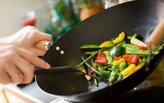Προετοιμασία γευμάτων και δίαιτα