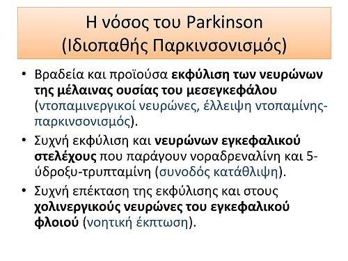Τι είναι η νόσος του Parkinson;